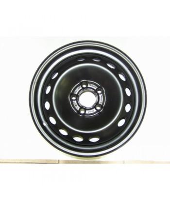 """Plechový použitý disk- 16"""" - Volvo - 6,5×16 ○ 5×108×65 ○ ET 43"""