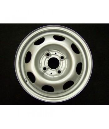 """Plechový použitý disk- 13"""" VW - 5,5×13 ○ 4×100×57 ○ ET 43"""