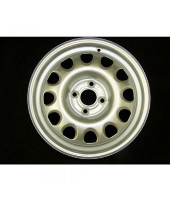 """Plechový použitý disk- 15"""" - VW, Seat - 6×15 ○ 4×100×57 ○ ET 35"""