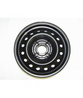 """Plechový použitý disk-15"""" - Nissan - 6×15 ○ 4×114,3×66 ○ ET 45"""