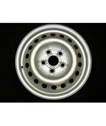 """Plechový použitý disk-15"""" - VW - 6×15 ○ 5×112×57 ○ ET 55"""