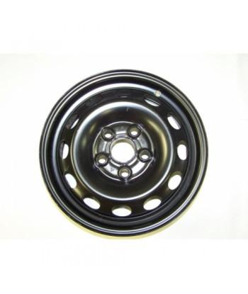 "Plechový použitý disk- 15"" - Ford, VW, Seat - 6×15 ○ 5×112×57 ○ ET 55"