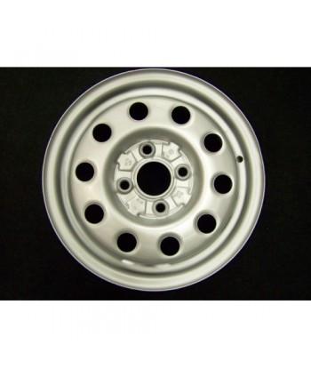 """Plechový použitý disk- 13"""" - VW - 4,5×13 ○ 4×100×57 ○ ET 38"""