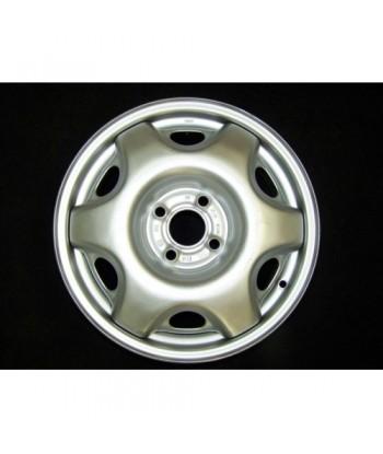 """Plechový použitý disk- 15"""" - Opel - 5,5×15 ○ 4×100×56,5 ○ ET 46"""
