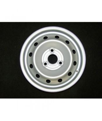 "Plechový použitý disk- 13"" - Citroen - 4×13 ○ 3×98×55 ○ ET 20"