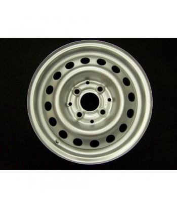 """Plechový použitý disk- 13"""" VW, Seat - 5,5×13 ○ 4×100×57 ○ ET 38"""
