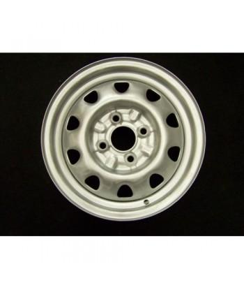 """Plechový použitý disk- 13"""" - Škoda- 5,5×13 ○ 4×100×57 ○ ET 36"""