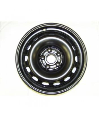 """Plechový použitý disk- 16"""" - Škoda ,VW - 7×16 ○ 5×112×57 ○ ET 37"""