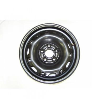 "Plechový použitý disk-14"" - Škoda, VW, Seat - 5×14 ○ 5×100×57 ○ ET 35"