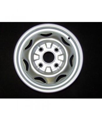 """Plechový použitý disk-13"""" - Suzuki, Subaru - 4,5×13 ○ 4×114,3×60 ○ ET 45"""