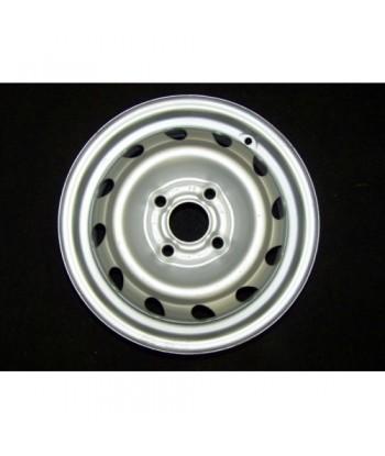 """Plechový použitý disk- 13"""" - Opel -5×13 ○ 4×100×56,5 ○ ET 49"""