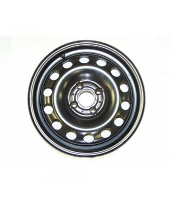 """Plechový použitý disk- 15"""" - BMW - 5,5×15 ○ 4×100×56 ○ ET 45"""