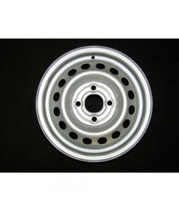 """Plechový použitý disk-13"""" - Nissan - 5×13 ○ 4×100×59 ○ ET 45"""