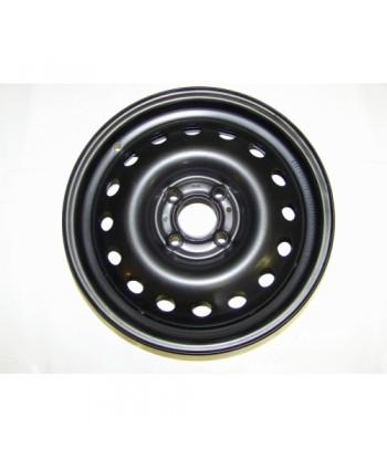 """Plechový použitý disk- 15"""" - Nissan - 5,5×15 ○ 4×100×60 ○ ET 50"""