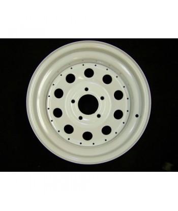 """Plechový použitý disk-15"""" - Land Rover - 5×120×81 ○ ET 10"""