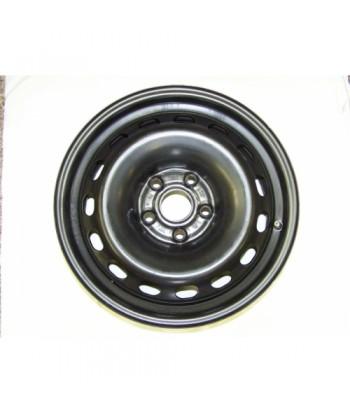 "Plechový použitý disk-16"" - Audi - 7×16 ○ 5×112×57 ○ ET 42"