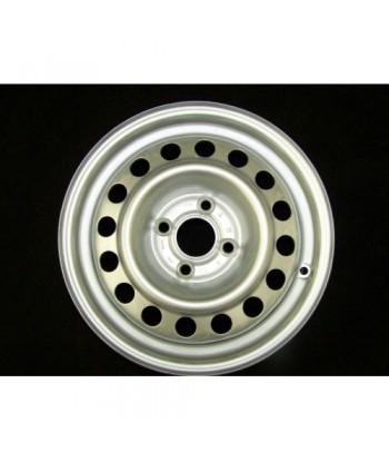 """Plechový použitý disk-14"""" - VW - 6×14 ○ 4×100×57 ○ ET 38"""
