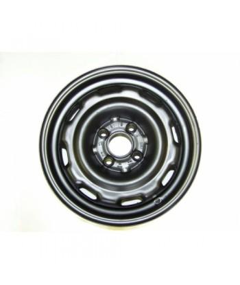 """Plechový použitý disk-14"""" - VW - 6×14 ○ 4×100×57 ○ ET 45"""