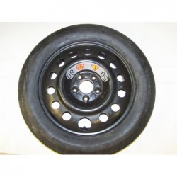 """Dojezdové kolo použité -16"""" - Ford - Jaguar-4×16 ○ 5×108×63,3 ○ ET 40"""