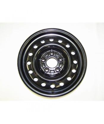 """Plechový použitý disk-15"""" - Nissan - 6×15 ○ 5×114,3×66 ○ ET 40"""