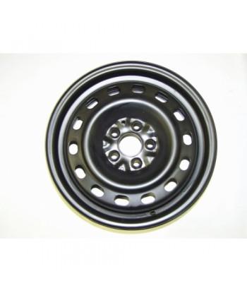 "Plechový použitý disk- 15"" - Chrysler - 6×15 ○ 5×100×57 ○ ET 36,5"