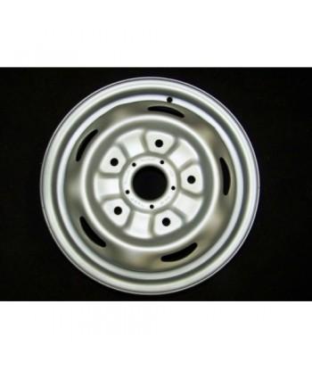 """Plechový použitý disk-15"""" - Ford - 5,5×15 ○ 5×160×65 ○ ET 60"""