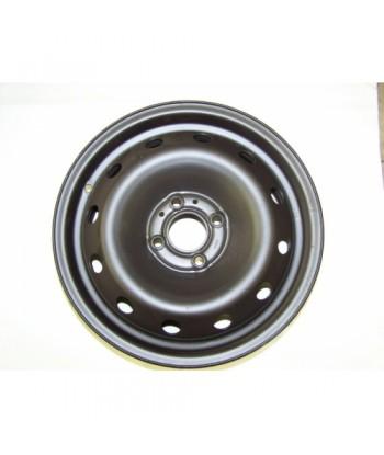 """Plechový použitý disk- 15"""" - Renault - 6×15 ○ 4×100×60 ○ ET 43"""
