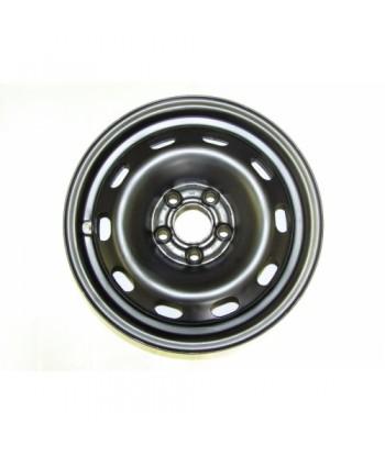 """Plechový použitý disk- 14"""" - Škoda, VW, - 6×14 ○ 5×100×57 ○ ET 38"""