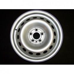 "Plechový použitý disk 15"" - Fiat, Opel - 6×15 - 5×98×58 - ET 39"