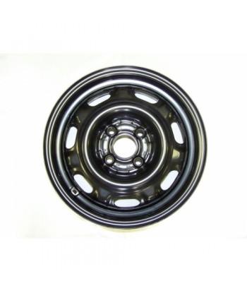 """Plechový použitý disk-14"""" - VW - Seat - 6×14 ○ 4×100×57 ○ ET 43"""