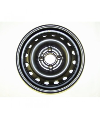 """Plechový použitý disk-14"""" - Nissan - 5×14 ○ 4×100×60 ○ ET 45"""