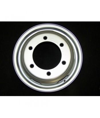 "Plechový použitý disk- 15"" - Mercedes, VW - 5,5×15 ○ 6×205×161 ○ ET 115"