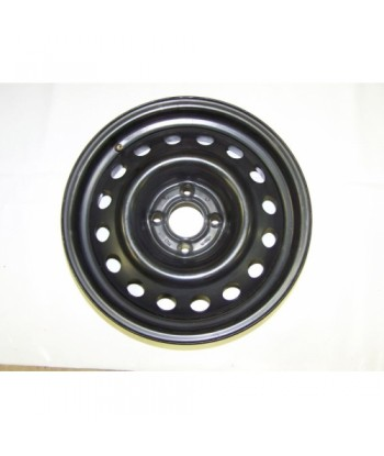 """Plechový použitý disk- 15"""" - Renault - 6,5×15 ○ 4×100×60 ○ ET 45"""