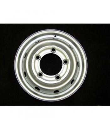 """Plechový použitý disk- 15"""" - Renault, Opel - 6×15 ○ 5×170×130 ○ ET 66"""