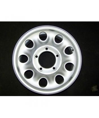 """Plechový použitý disk-15"""" - Suzuki - 5,5×15 ○ 5×139,7×108,5 ○ ET 25"""