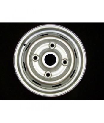 """Plechový použitý disk-14"""" - Renault - 5,5×14 ○ 4×160×60 ○ ET 59"""