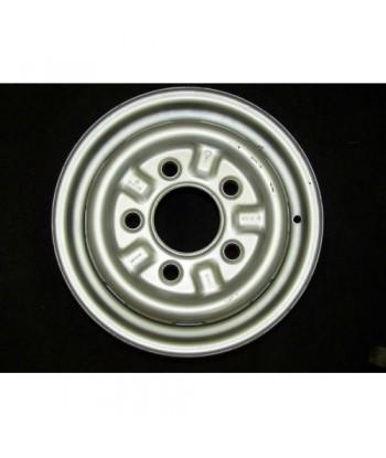 """Plechový použitý disk- 14"""" - VW - 6×14 ○ 5×160×95 ○ ET 51"""