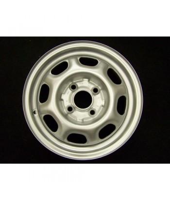 """Plechový použitý disk- 13"""" VW - 5,5×13 ○ 4×100×57 ○ ET 38"""