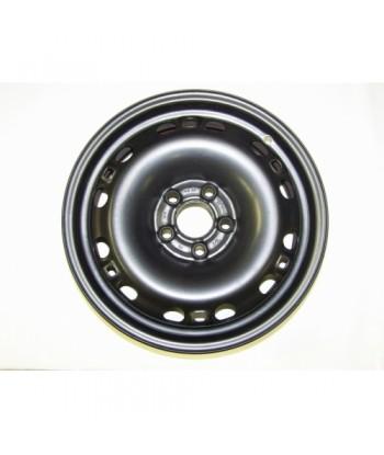 """Plechový nový disk- 15"""" - Škoda, VW, Seat - 6×15 ○ 5×100×57 ○ ET 43"""