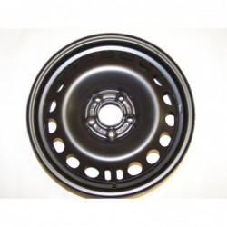 """Plechový použitý disk 16"""" - Opel - 6×16 - 5×110×65 - ET 40"""