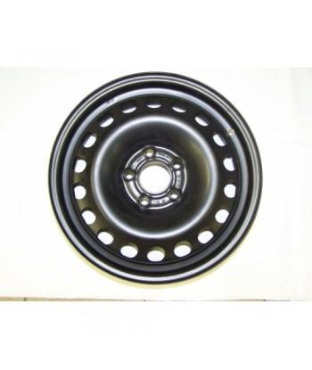 """Plechový použitý disk- 16"""" - Opel - 6×16 ○ 5×110×65 ○ ET 39"""