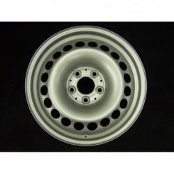 """Plechový použitý disk 16"""" - Mercedes - 7,5×16 ○ 5×112×66,5 ○ ET 42"""