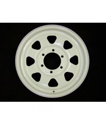 """Plechový použitý disk- 16"""" - Nissan, Opel - 6×16 ○ 6×139,7×110 ○ ET 30"""