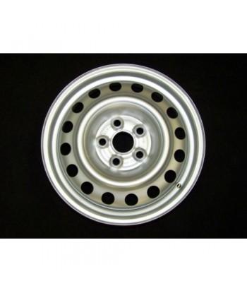 "Plechový použitý disk- 16"" - Ford, VW, Seat - 6×16 ○ 5×112×57 ○ ET 53"