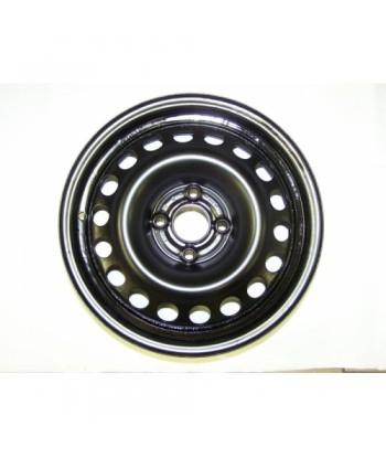 """Plechový použitý disk- 15"""" - Opel - 6×15 ○ 4×100×56,5 ○ ET 49"""