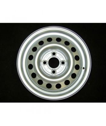 """Plechový použitý disk-14""""-Vlek - 5,5×14 ○ 4×100×57 ○ ET 30"""