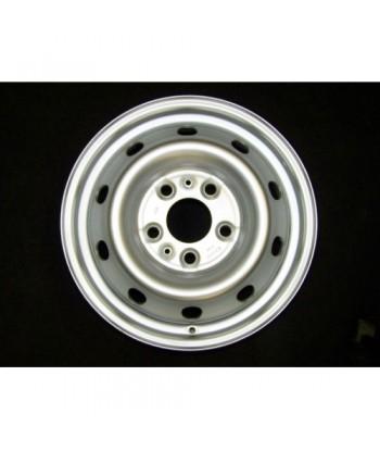 """Plechový použitý disk-16"""" - Peugeot, Citroen, Fiat - 6×16 ○ 5×130×78,1 ○ ET 68"""