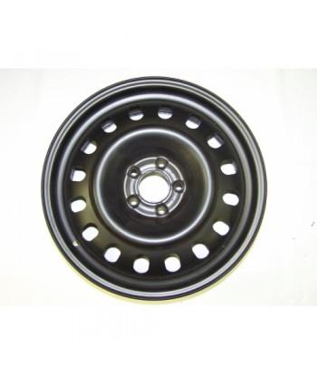 "Plechový použitý disk-17"" - Peugeot - 7×17 ○ 5×108×65 ○ ET 48"