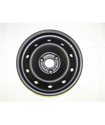 "Plechový použitý disk-13"" - Peugeot - 5×13 ○ 3×98×55 ○ ET 20"