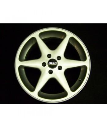 """Hliníkový použitý disk 18""""- VW - 8,5×18 ○ 5×112×72 ○ ET 36"""
